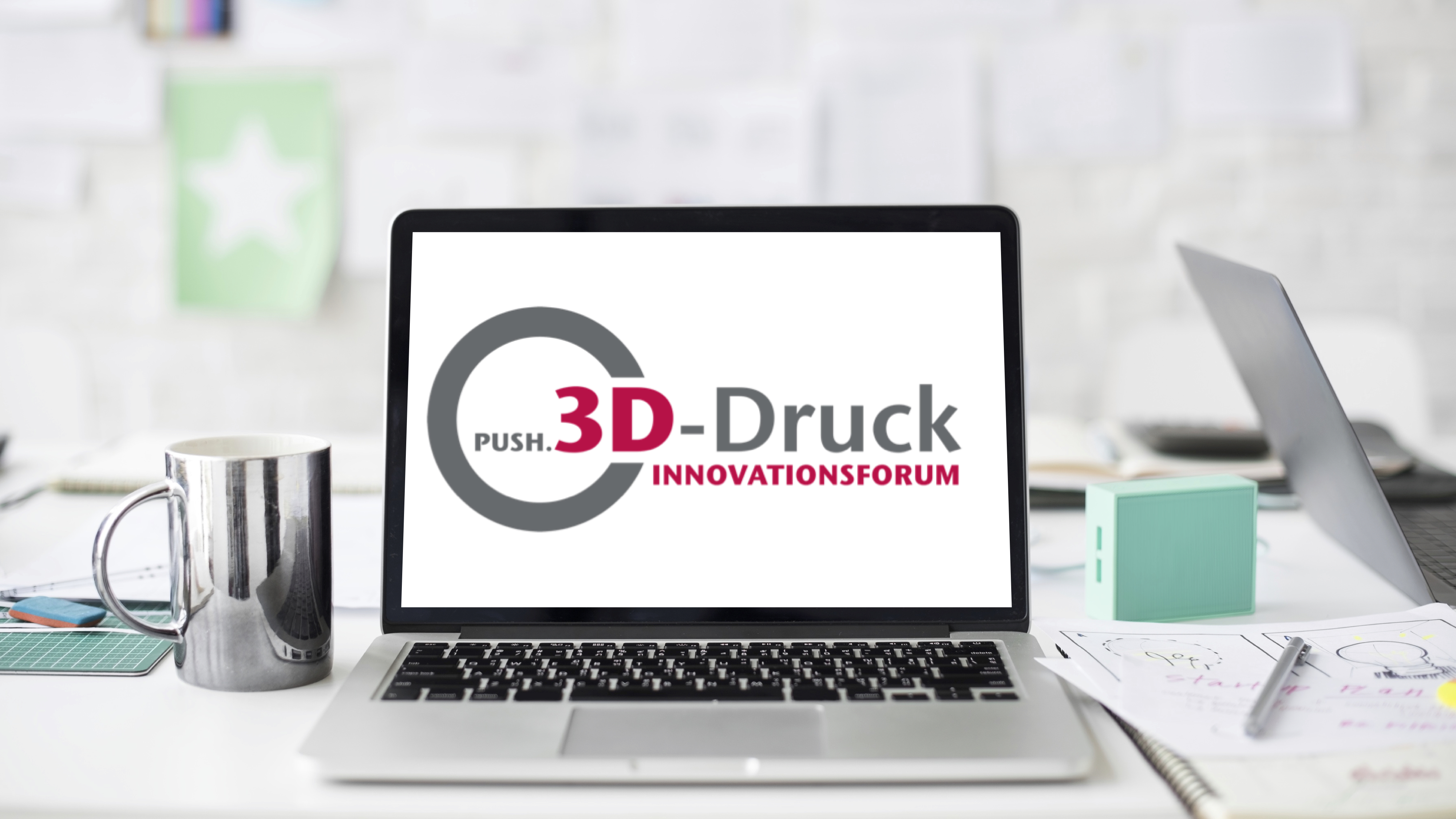 Innovationsforum PUSH.3D-Druck