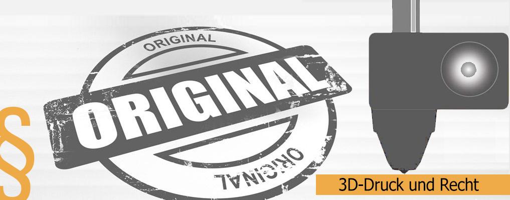 Viele Fragen zu Design-Patenten und Urheberrechten rund um den 3D-Druck