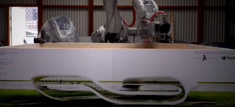 3D Builder macht Freiform-Architektur möglich