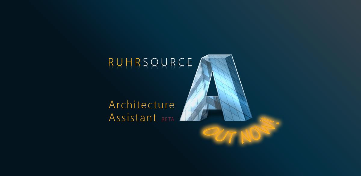 Ruhrsource veröffentlicht BETA-Version des Architecture Assistant
