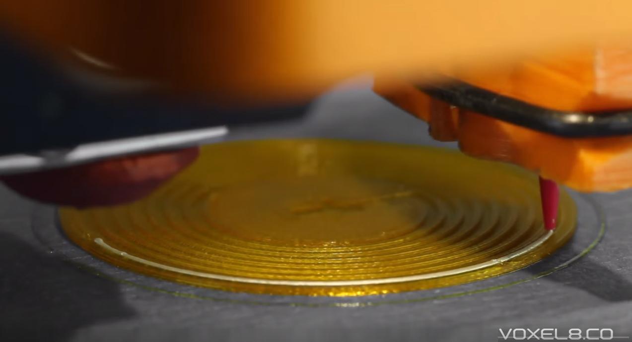 Der erste Elektronik-3D-Drucker ist da
