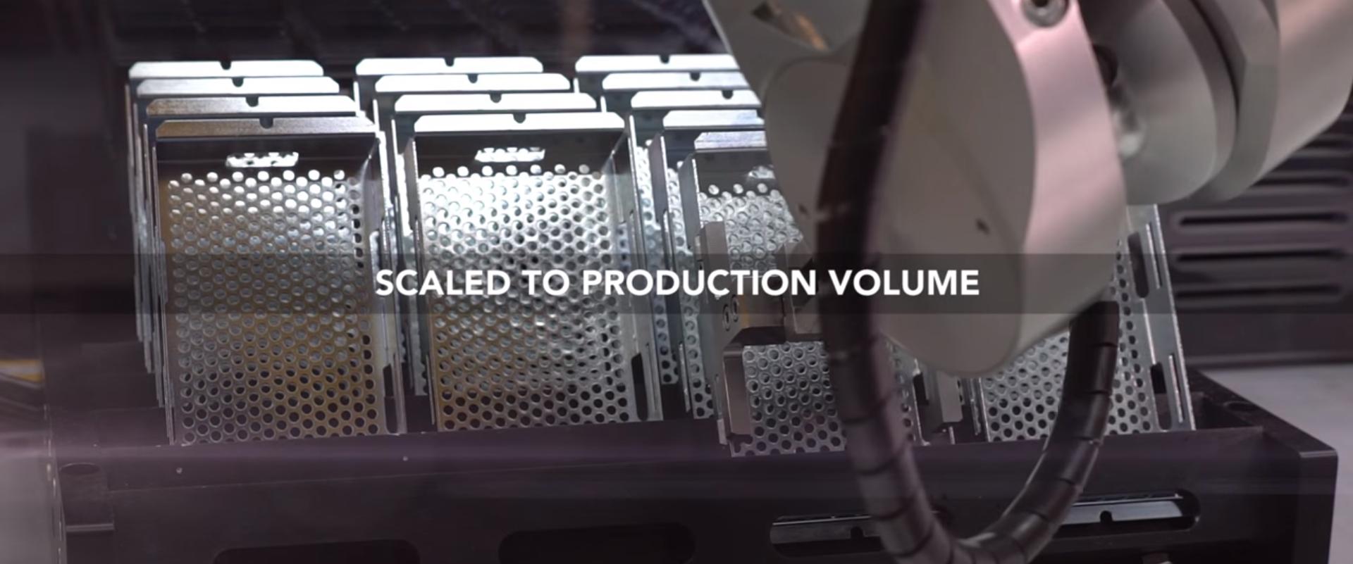 Aus Rapid Prototyping wird Individuelle Massenherstellung