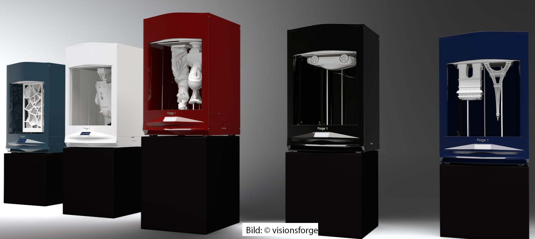 Wird die nächste Stufe der 3D-Druck Revolution in der Schweiz gezündet?