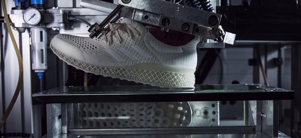 Für den perfekten Laufschuh setzt Adidas auf 3D-Druck
