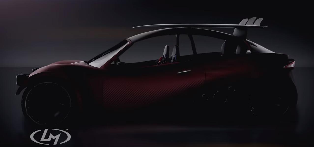 Airbus investiert in Local Motors, den 3D-Druck Autobauer