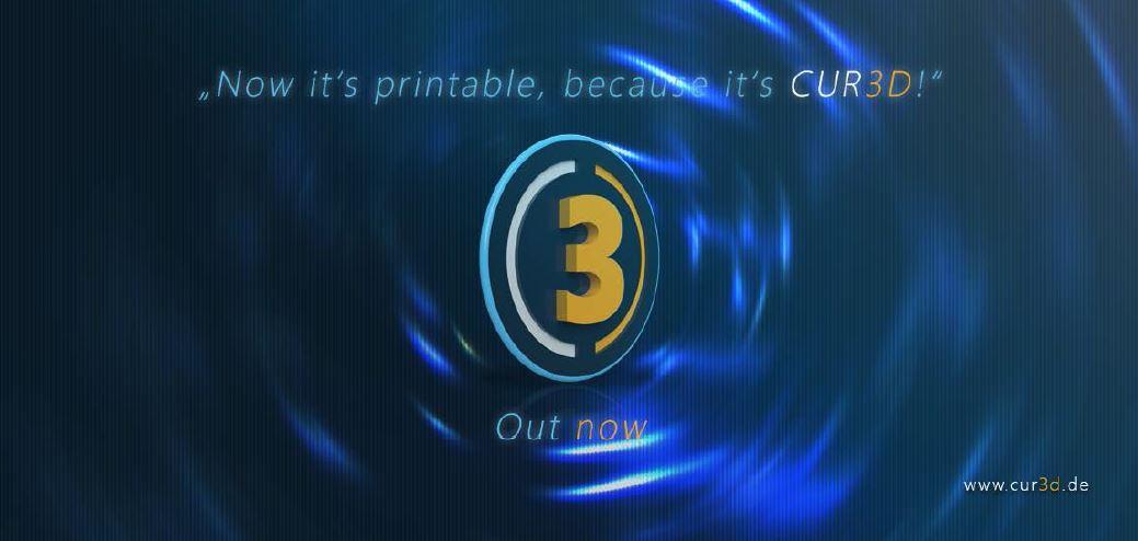 RUHRSOURCE CUR3D ist ab jetzt verfügbar.