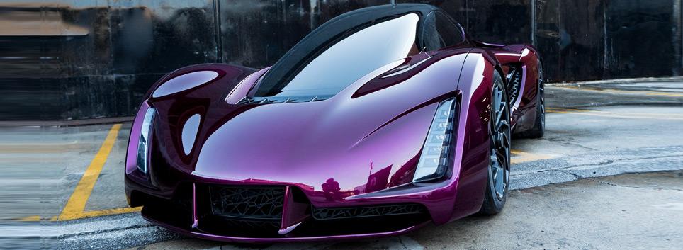 3D-Druck treibt Innovationen in der Fahrzeugtechnik