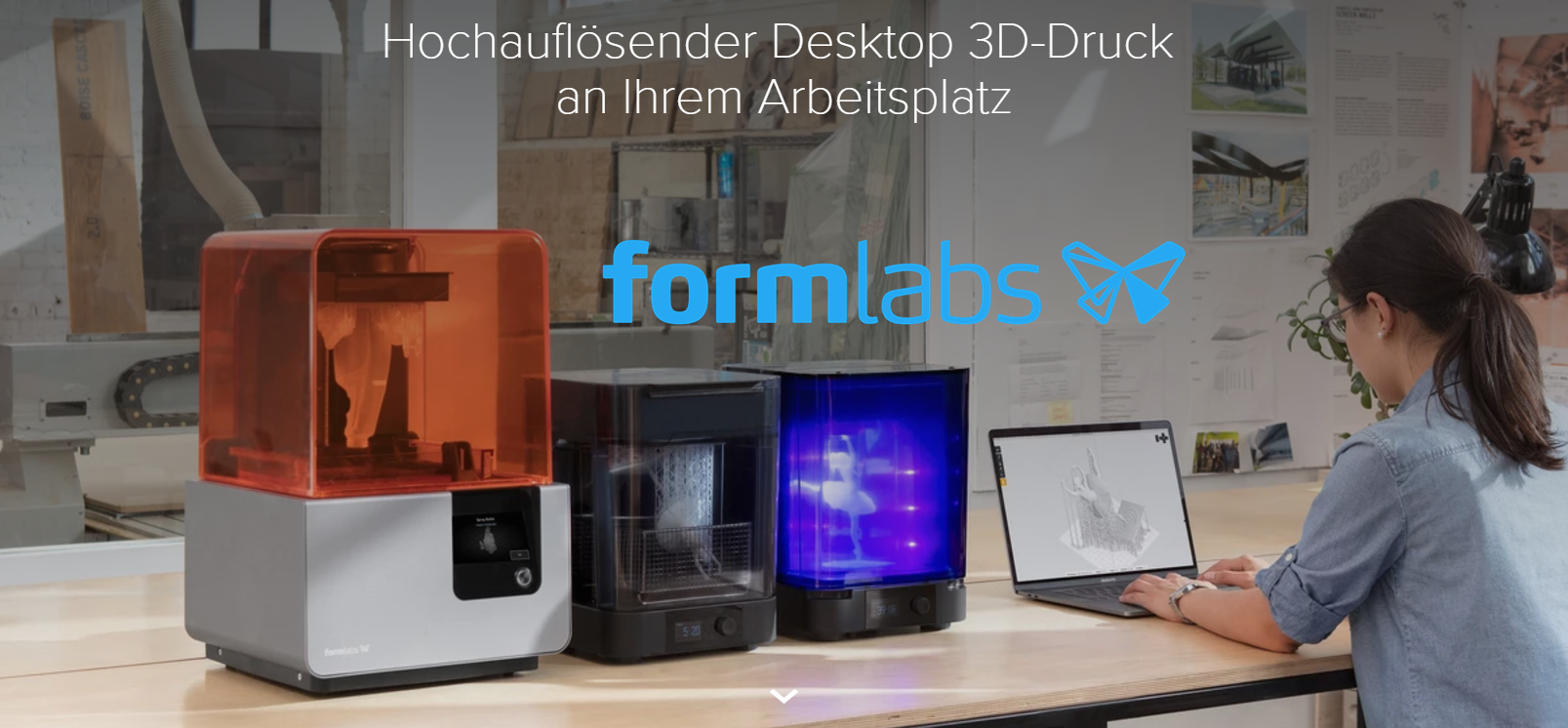 TripleCell: 3D-Druck Premiumtechnologie-Plattform ermöglicht durch Netzwerk-Mitglied Formlabs