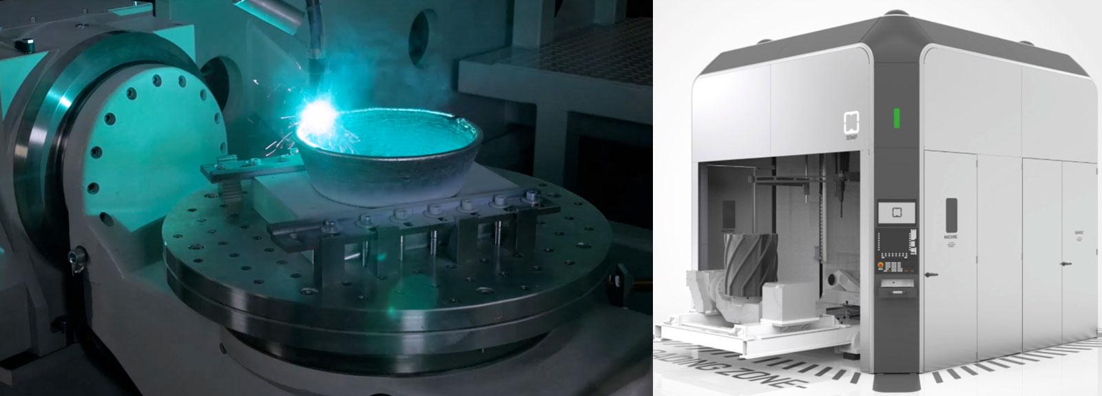 Siemens setzt auf neuartiges Metall-3D-Druckverfahren unseres Netzwerkmitglieds GEFERTEC