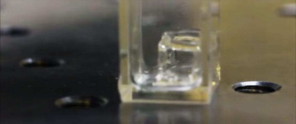 3D-Druck in Sekunden statt in Stunden