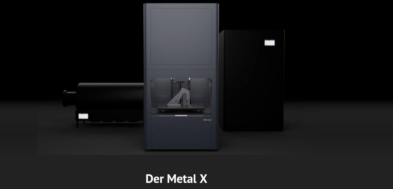 Revolution im Metall 3D-Druck. Exklusive Markforged Aktion für Mitglieder des 3D-Netzwerks