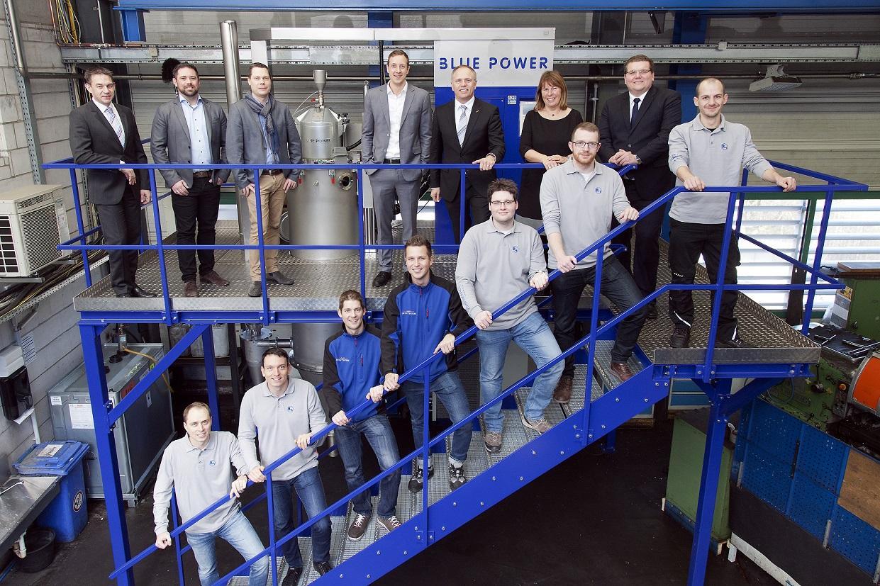 Rosswag GmbH mit zwei neuen Kooperationspartnern bei Metallpulver-Herstellung