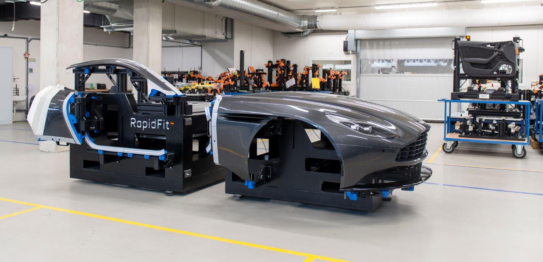 Fahrzeugentwicklung: Bis zu 90 Prozent leichtere Messvorrichtungen und Lehren durch Karbon und Additive Fertigung