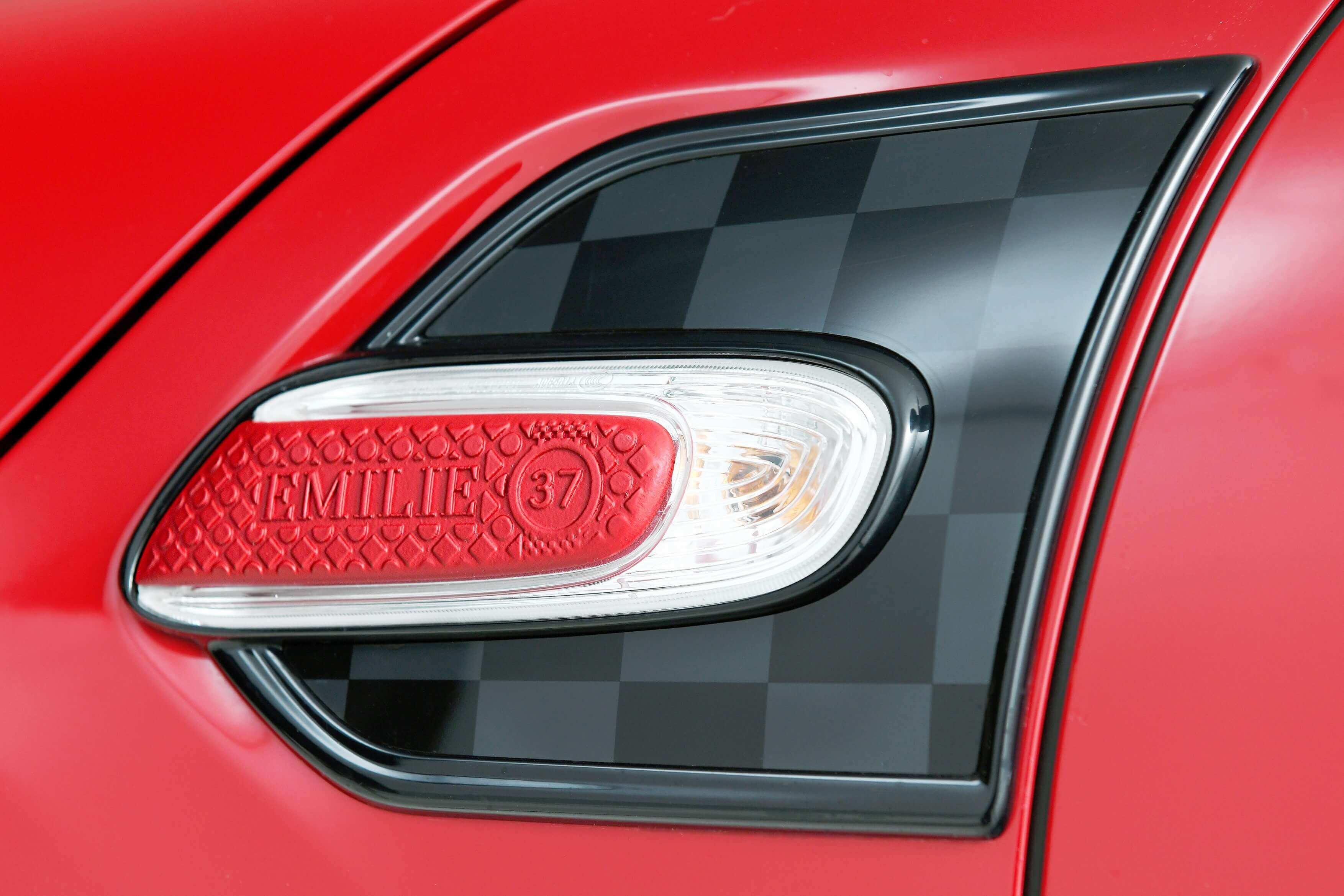 EOS GmbH liefert personalisierte (Innen-)Ausstattung für MINI-Autos