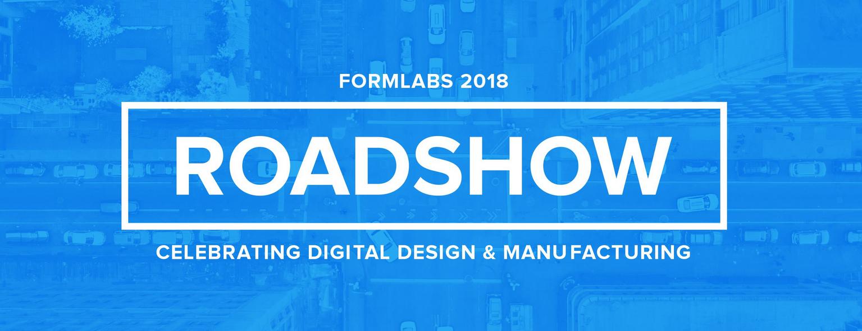 Netzwerk-Mitglied Formlabs: erste deutsche Roadshow im Oktober