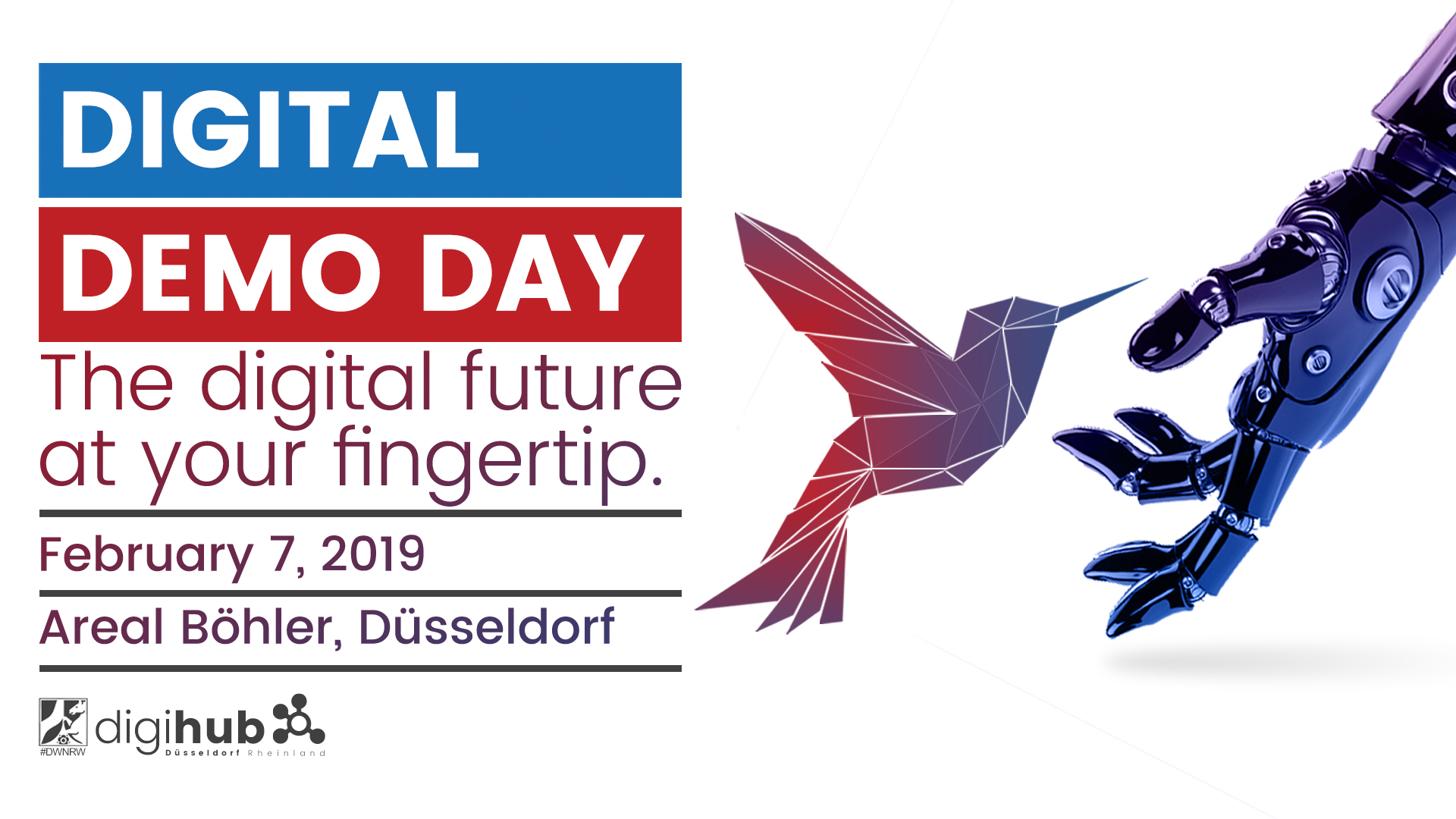 3D-Netzwerk beim Digital Demo Day 2019