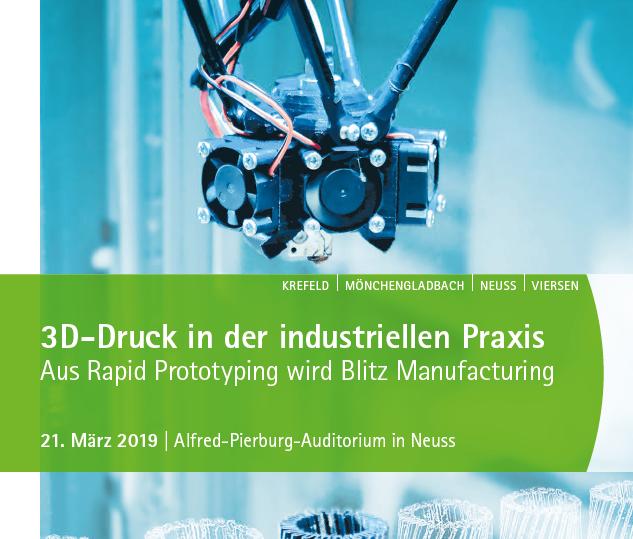 21.3.2019: 3D-Netzwerk bei IHK Mittlerer Niederrhein
