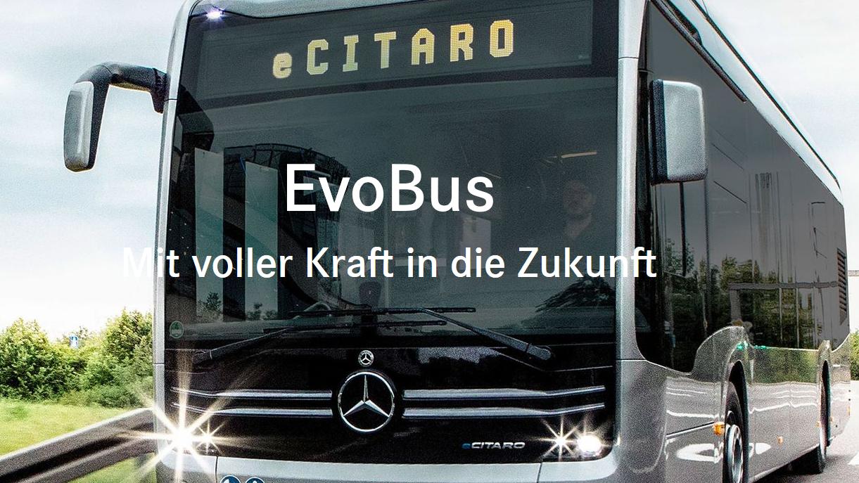 EvoBus GmbH – Daimler Buses