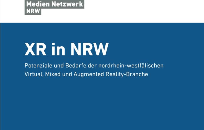 Cross Reality (XR) in NRW behauptet sich mit stabilem Wachstum