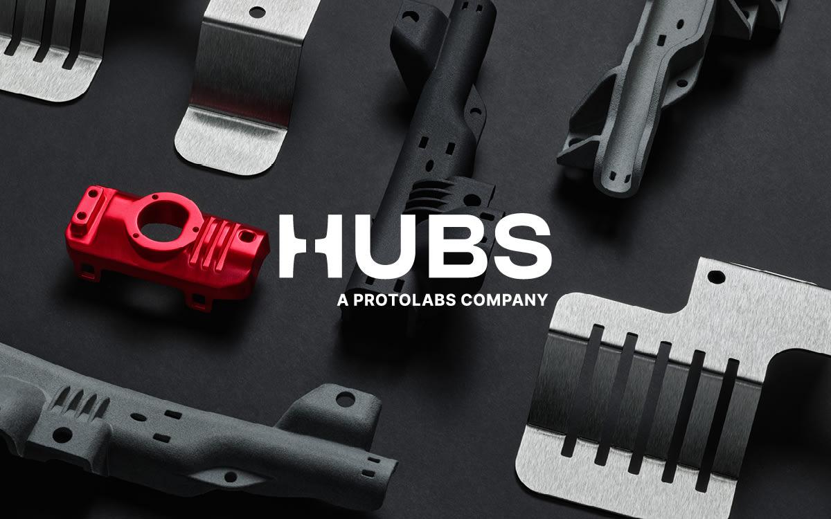 3D-Netzwerk Mitglied 3D Hubs heißt ab sofort Hubs