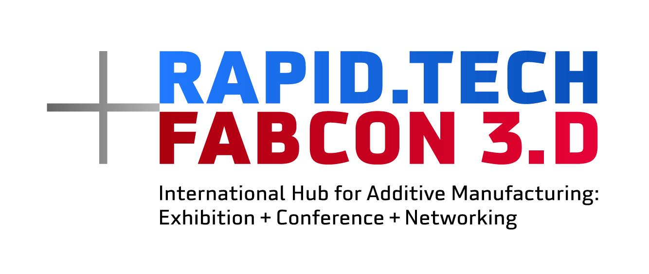 Rapid.Tech + FabCon 3.D beginnt am 25.06.2019 in Erfurt