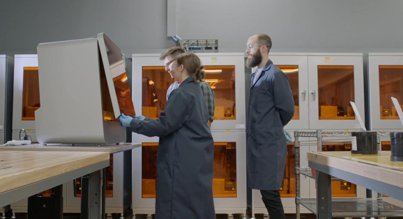 TripleCell: 3D Druck Premiumtechnologie Plattform ermöglicht