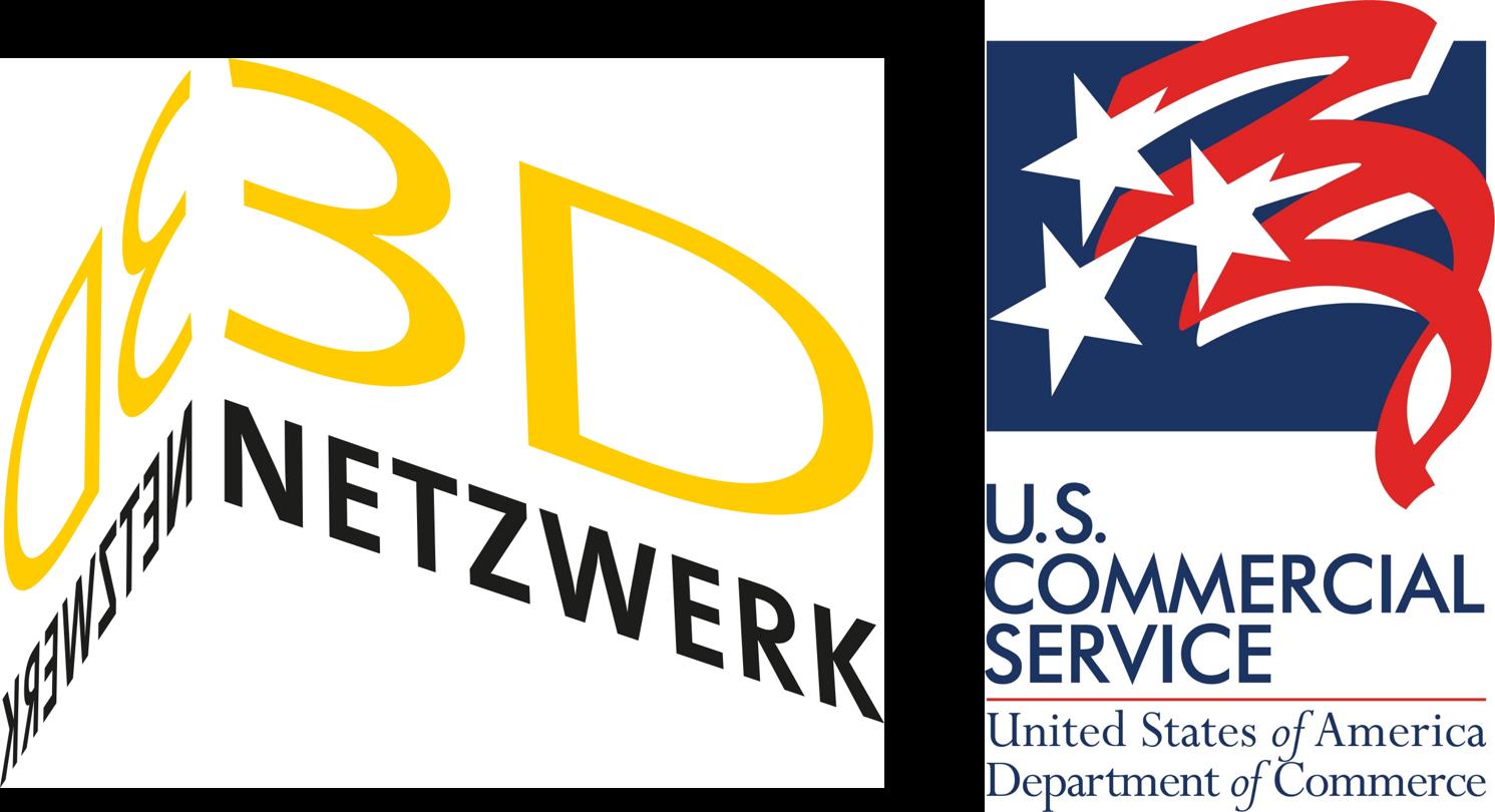 """10.9.2019: 3D-Netzwerk und """"U.S. Commercial Service"""" mit Event in Solingen"""