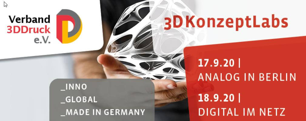 3D KonzeptLabs – Analog und digital