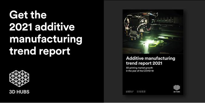 Supply chain resilience report 2020 vom 3D-Netzwerk Mitglied 3D Hubs veröffentlicht